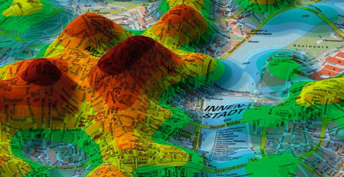 Geoinformation & Visualisierung_Fachgruppe Geoinformatik_680x350